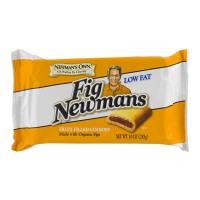 Newman's Own Organics Fig Newmans Fruit Filled Cookies Low Fat - 10.0 OZ