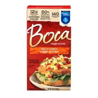 Boca Spicy Chikn Veggie Patties - 4 CT / 10.0 OZ