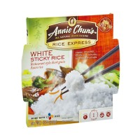 Annie Chun's Rice Express Gluten Free White Sticky Rice - 7.4 OZ