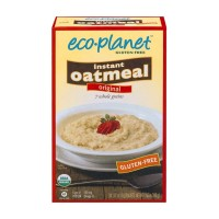 Eco-Planet Gluten Free Instant Oatmeal Original - 6 CT / 8.46 OZ