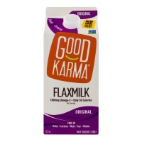 Flax Milk Good Karma Original - .5 GL