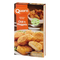 Quorn Chik 'n Nuggets Meatless And Soy-Free - 10.6 OZ