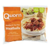 Quorn Meatless & Soy Free Meatballs 10.6 OZ