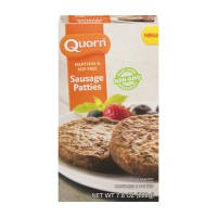 Quorn Sausage Patties -  7.8 OZ