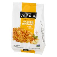 Alexia Yukon Select Hashed Browns with Onion, Garlic and White Pepper - 28.0 OZ