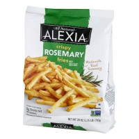 Alexia Crispy Rosemary All Natural Fries with Sea Salt - 28.0 OZ