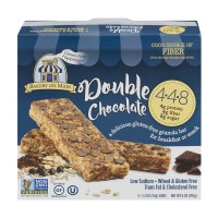Bakery On Main Double Chocolate Gluten-Free Granola Bar - 5 CT / 6.0 OZ