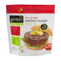 Gardein The Ultimate Beefless Burger - 4 CT / 12.0 OZ