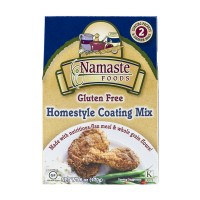 Namaste Foods Gluten Free Homestyle Coating Mix - 2 CT / 6.0 OZ