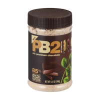 PB2 Powdered Peanut Butter with Premium Chocolate - 6.5 OZ