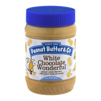 Peanut Butter & Co White Chocolate Wonderful - 16.0 OZ