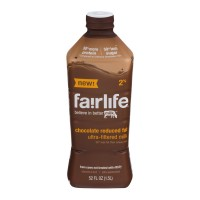 Fresh Milk Fairlife Chocolate 2% - 52 OZ