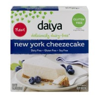 Daiya Deliciously Dairy-Free New York Cheezecake - 14.1 OZ