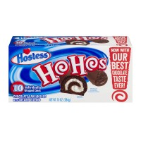 Hostess Ho Hos Cakes - 10 CT / 10.0 OZ