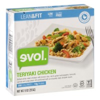 Evol Teriyaki Chicken - 9.0 OZ