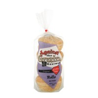 Against The Grain Gourmet Gluten Free Rolls - Original - 4 CT / 12.5 OZ