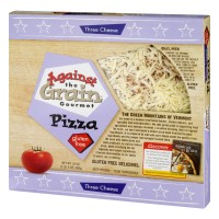Against The Grain Gluten Free Gourmet Pizza Three Cheese - 24.0 OZ