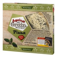 Against the Grain Gluten Free Gourmet Pizza Nut-Free Pesto - 24.0 OZ