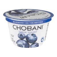 Chobani Greek Non-Fat Yogurt - Blueberry 5.3 OZ