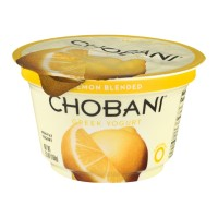 Chobani Greek Non-Fat Yogurt - Lemon 5.3 OZ