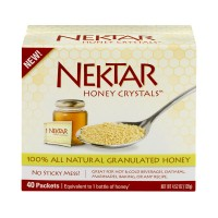 Nektar Honey Crystals Packets - 40 CT