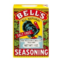 Bell's All Natural Seasoning Salt Free 1 OZ