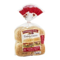 Pepperidge Farm Bakery Classics Sesame Topped Hamburger Buns - 8 CT / 15.0 OZ