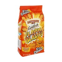 Pepperidge Farm Goldfish Crackers - Flavor Blasted Xtra Cheddar - 6.6 OZ