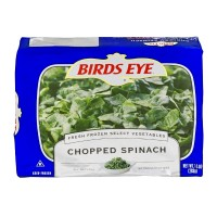Birds Eye Chopped Spinach - 10.0 OZ