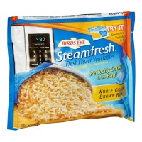 Birds Eye Steamfresh Whole Grain Brown Rice - 10.0 OZ