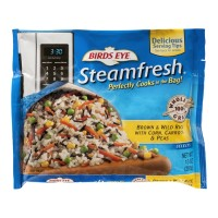 Birds Eye Steamfresh Selects Brown And Wild Rice With Corn, Carrots And Peas - 10.0 OZ