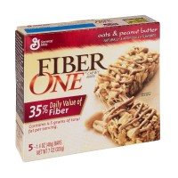 General Mills Fiber One Chewy Bars Oats