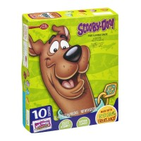 Betty Crocker Scooby-Doo! Fruit Flavored Snack Pouches - 10 CT