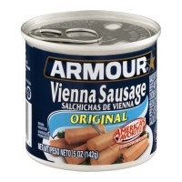 Armour Vienna Sausage Original - 4.6 OZ