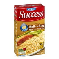 Success Boil-in-Bag Whole Grain Brown Rice - 4 CT 14 OZ