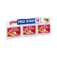 Red Star Active Dry Yeast - 3 CT 0.75 OZ