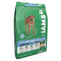 Iams ProActive Health Adult Large Breed Premium Dog Nutrition 15 LB