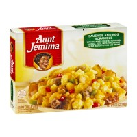 Aunt Jemima Sausage and Egg Scramble - 6.8 OZ