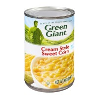Green Giant Sweet Corn - Cream Style 14.75 OZ
