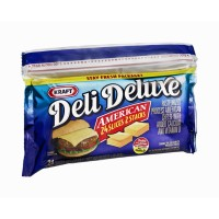 Kraft Deli Deluxe American Cheese Slices - 24 CT / 16 OZ