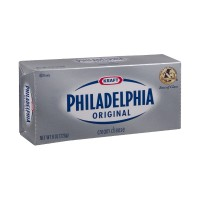 Kraft Philadelphia Original Cream Cheese Bar 8 OZ
