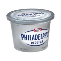 Kraft Philadelphia Regular Cream Cheese Spread (tub) 12 OZ