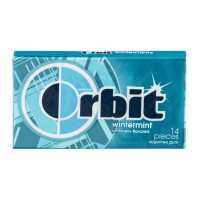 Orbit Sugarfree Gum - Wintermint 14 CT