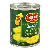 Del Monte Fresh Cut Sweet Corn - Cream Style 14.75 oz