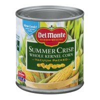 Del Monte Summer Crisp Whole Kernel Corn 11 OZ