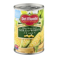 Del Monte Harvest Selects Whole Kernel Sweet Gold