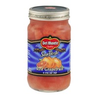 Del Monte Sunfresh Red Grapefruit in extra light syrup 20 OZ