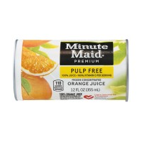 Minute Maid Premium Frozen Concentrated Orange Juice - Pulp Free - 12 FL OZ