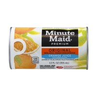 Minute Maid Premium Original Orange Juice - Frozen Concentrate with Added Calcium -  12 FL OZ