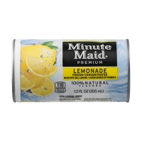 Minute Maid Premium Lemonade - Frozen Concentrated - 12 FL OZ